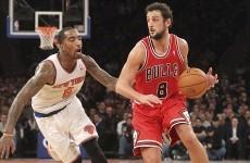 While you were sleeping: Bulls sink Knicks, Bucks stop Celtics
