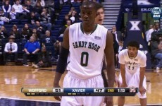University basketball team show support for Newtown with special Sandy Hook jerseys