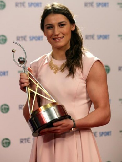 You guessed it… Taylor scoops RTÉ Sports Person of the Year
