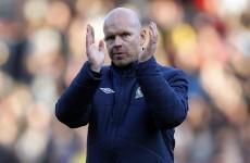 War of the Roses: Blackburn sack Henning Berg after just 57 days