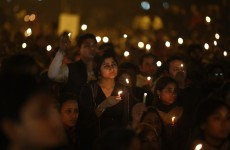Indian gang-rape victim cremated