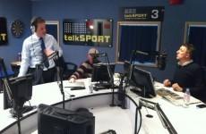 Richard Keys takes to airwaves to defend sexism leaks
