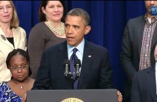 Obama: 'fiscal cliff' agreement in sight but not done