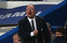 Benitez blames tiredness, not tinkering, for Chelsea loss