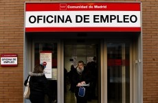Spain's unemployment rate fell by 1.2% in December