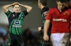 Opinion: Connacht need Dan Parks back in form to end losing skid