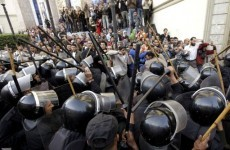 More violence feared as Egyptian protests enter third day