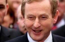 Ireland under siege: Enda Kenny's battle cry