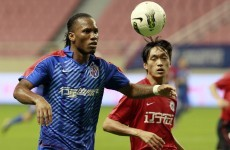 Conte quashes Drogba to Juve rumours