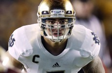 VIDEO: Notre Dame and Alabama season highlights
