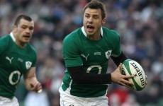 Already out of Italy trip, Tommy Bowe is now a worry for France game