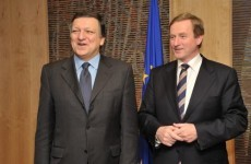 No negotiation on bailout deal for Fine Gael and Barroso