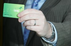 Leap card: Daily Luas spend capped, and auto-top-up on the way