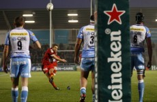 Heineken Cup: Toulon join Ulster and Quins in the 1/4 finals while Biarritz fight on