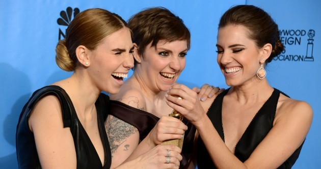 12 most excellent moments from the Golden Globes