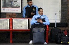 Lost in translation: Tevez given driving ban after letter confusion