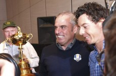 No sour grapes as Monty pledges full backing for McGinley