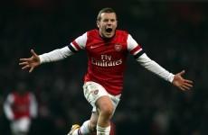 Jack Wilshere the goal hero as Arsenal edge through
