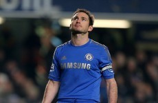 Chelsea suffer title blow as Saints rally to earn a precious point