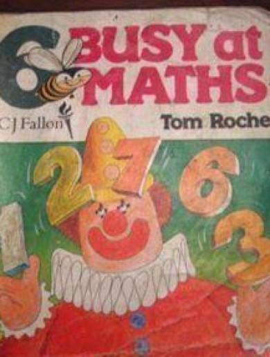 Look familiar? Irish school books through the years