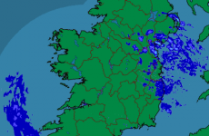 Sleet and snow expected tonight as Met Éireann issues weather warning
