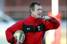 6 Nations: Rob Howley plots Irish defeat to steady the Welsh ship