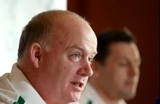Kidney looking forward to 'spicy' Ireland-England encounter