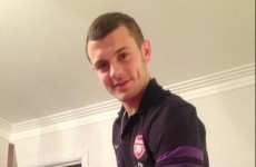 Captain pants-tastic? Jack Wilshere shows off skipper's armband… in his underwear