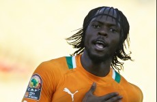 VIDEO: Gervinho again shows that he's actually not a bad finisher
