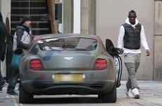 Ciao, Mario? David Platt denies Balotelli's heading home to Italy this week