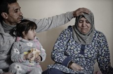 Cold weather makes life more difficult for Syrian refugees
