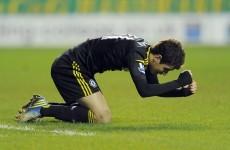 Le Fondre brace heaps pressure on Rafa's Chelsea