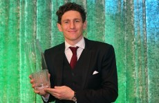 Andrews, McCarthy and Brady scoop prizes at FAI awards night