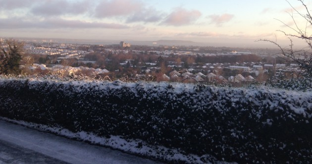 Snow Day: Ireland wakes up to a white morning