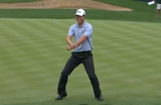 If you haven't celebrated a birdie by doing Gangnam Style, you haven't lived