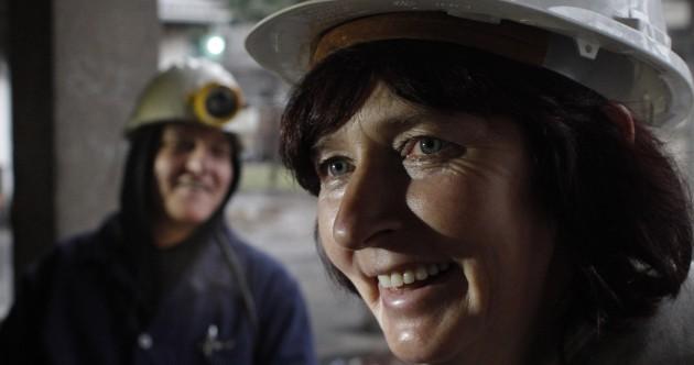 Photo-essay: Bosnian women miners still going strong