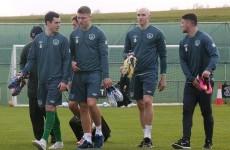 Sink or swim as Trap picks Sammon to lead Ireland's line
