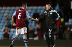 Ireland v Poland: Clark's credentials boosted by Villa struggle