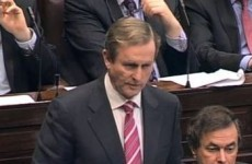 In full: 'The annual promissory note payments are gone' – Enda Kenny