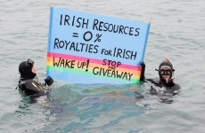 Providence surrenders licence for site off coast of Dublin