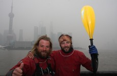 'The route is littered with death' – Irish adventurers recall 16,000km trek to Shanghai
