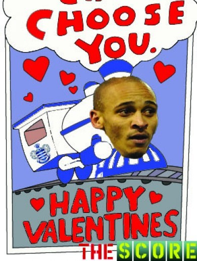 7 Valentine's cards your favourite sportspeople will probably send
