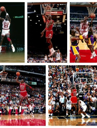 It's Michael Jordan's 50th birthday today…  here's 17 examples of his insane competitiveness