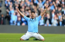 VIDEO: Aguero on the double as Man City swamp Leeds in Cup romp
