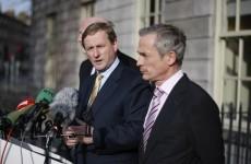Kenny: FG would borrow €1bn to lay off 30,000 public servants
