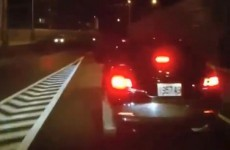 VIDEO: Why you shouldn't drive up somebody's a***