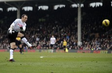 VIDEO: Dimitar Berbatov's tasty volley against Stoke
