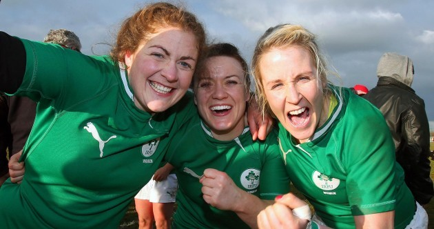Ireland Women's side capture first ever Triple Crown after Scottish win