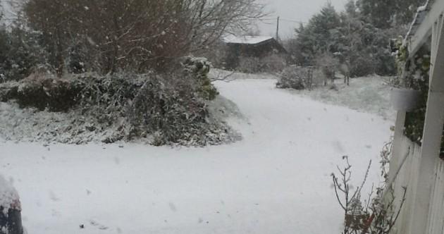 Your pics: Snow falls around Ireland