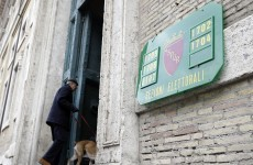 Italians go to the polls as eurozone's third largest economy hangs in the balance